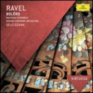 CD Bolero. Brani celebri di Maurice Ravel