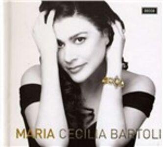 Foto Cover di Maria, CD di Cecilia Bartoli, prodotto da Decca