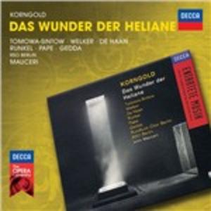 CD Das Wunder der Heliane di Erich Wolfgang Korngold