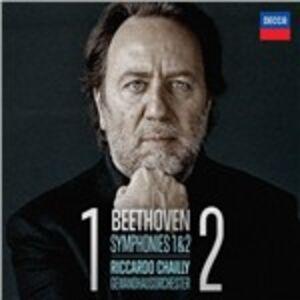 CD Sinfonie n.1, n.2 di Ludwig van Beethoven
