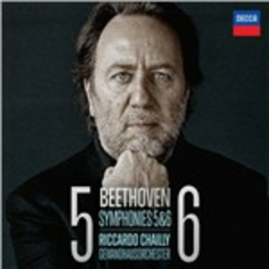 CD Sinfonie n.5, n.6 di Ludwig van Beethoven