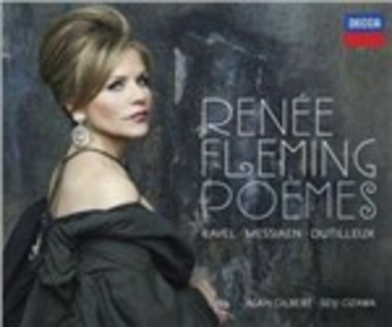 CD Poèmes Olivier Messiaen , Maurice Ravel , Henri Dutilleux