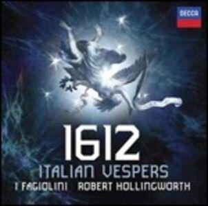 CD 1612 Italian Vespers