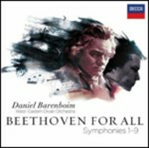 CD Beethoven for All. Le sinfonie di Ludwig van Beethoven