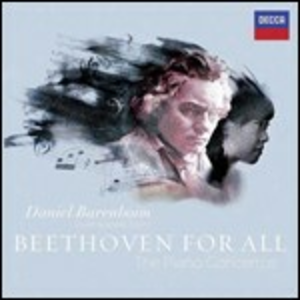 CD Beethoven for All. Concerti per pianoforte di Ludwig van Beethoven