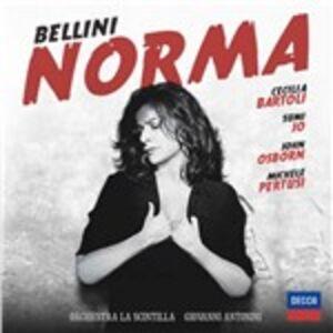 CD Norma di Vincenzo Bellini