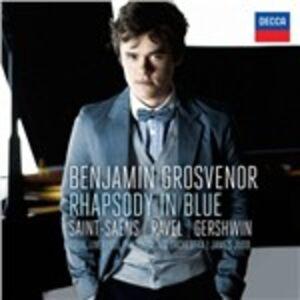 Foto Cover di Rapsodia in Blu - Concerto in Sol / Concerto per pianoforte n.2, CD di AA.VV prodotto da Decca