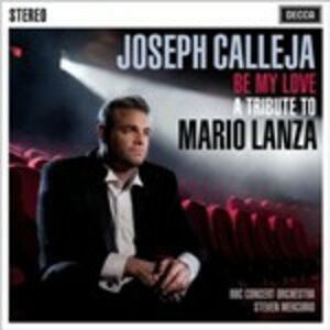 CD Be My Love. A Tribute to Mario Lanza