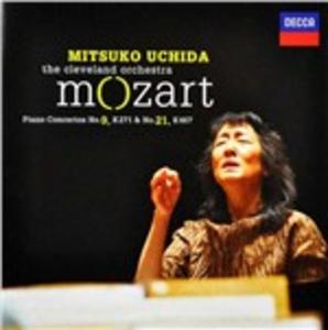 CD Concerti per pianoforte n.9, n.21 di Wolfgang Amadeus Mozart