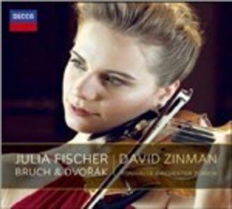CD Concerti per violino Antonin Dvorak , Max Bruch