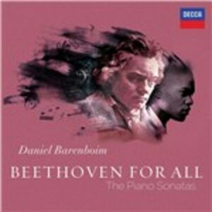 CD Beethoven for All. Sonate per pianoforte complete di Ludwig van Beethoven