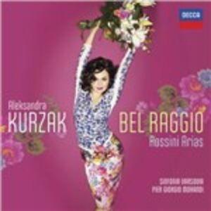 CD Bel raggio. Arie di Rossini di Gioachino Rossini