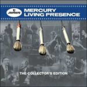 CD Mercury Living Presence
