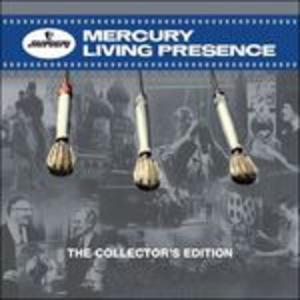 CD Mercury Living Presence