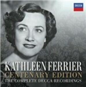 CD Centenary Edition. The Complete Decca Recordings