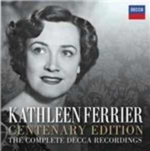 CD Centenary Edition. The Complete Decca Recordings