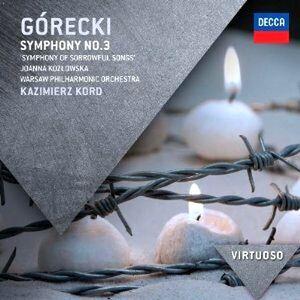 CD Sinfonia n.3 di Henryk Mikolaj Gorecki