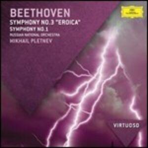 Foto Cover di Sinfonie n.1, n.3, CD di AA.VV prodotto da Decca