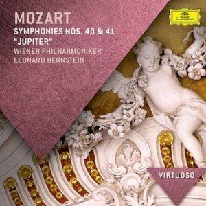 CD Sinfonie n.40, n.41 di Wolfgang Amadeus Mozart