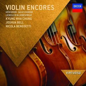 CD Violin encores