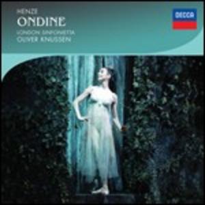 CD Ondine di Hans Werner Henze