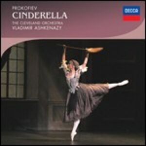 CD Cenerentola di Sergei Sergeevic Prokofiev