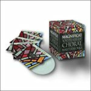 CD Magnificat. 500 Years of Choral Masterworks