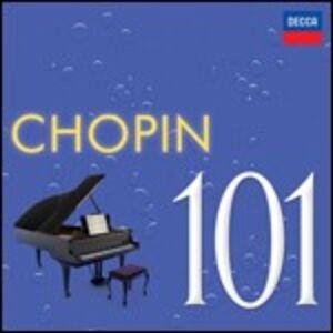 CD 101 Chopin di Fryderyk Franciszek Chopin