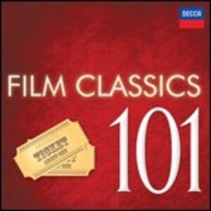 CD 101 Film Classics (Colonna Sonora)