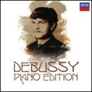 CD Piano Edition di Claude Debussy