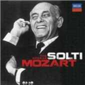 CD Le opere Wolfgang Amadeus Mozart Georg Solti