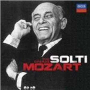 CD Le opere di Wolfgang Amadeus Mozart
