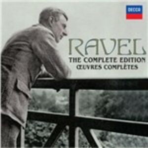 CD The Complete Edition di Maurice Ravel