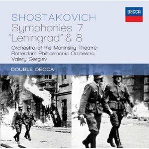 CD Sinfonia n.7 di Dmitri Shostakovich