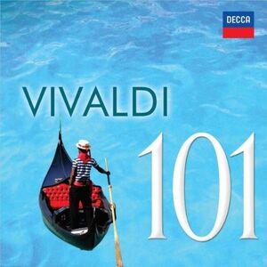 CD Vivaldi 101 di Antonio Vivaldi