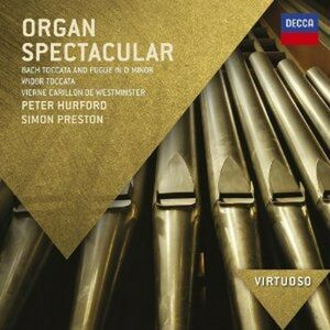 CD Organ Spectacular