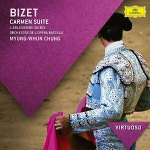 CD Carmen Suite - L'Arlesienne Suite di Georges Bizet