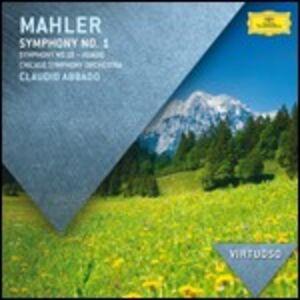 Foto Cover di Sinfonie n.1, n.10 (Adagio), CD di AA.VV prodotto da Deutsche Grammophon
