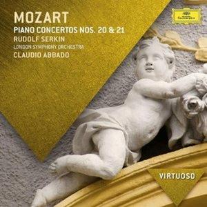 CD Concerti per pianoforte n.20, n.21 di Wolfgang Amadeus Mozart