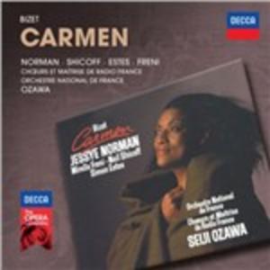 CD Carmen di Georges Bizet