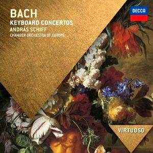 CD Concerti per pianoforte BWV1052, BWV1055, BWV1056, BWV1060 di Johann Sebastian Bach