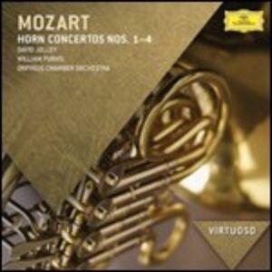 Foto Cover di Concerti per corno, CD di AA.VV prodotto da Decca