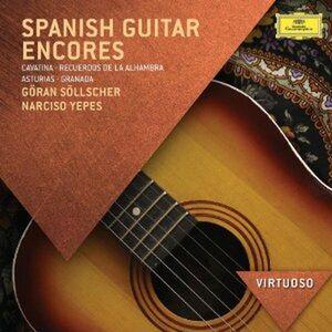 CD Spanish Guitar Encores