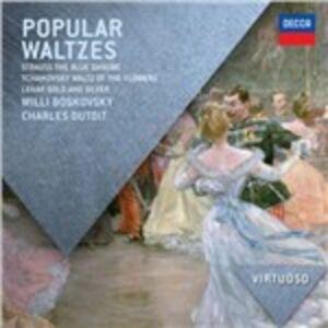 Foto Cover di Valzer famosi, CD di  prodotto da Decca