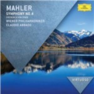 CD Sinfonia n.4 di Gustav Mahler
