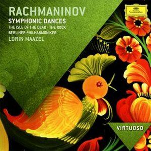 Foto Cover di Danze sinfoniche - L'isola dei morti, CD di AA.VV prodotto da Decca