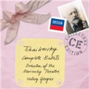 CD Balletti completi di Pyotr Il'yich Tchaikovsky