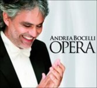 Opera - CD Audio di Andrea Bocelli