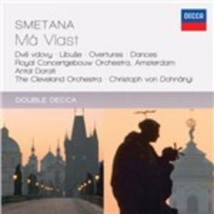 CD La mia patria di Bedrich Smetana