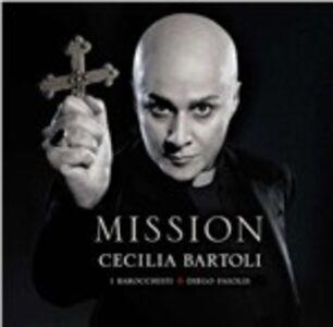 Foto Cover di Mission, CD di AA.VV prodotto da Decca